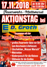 Großer Aktionstag bei EDEKA D. Groth!